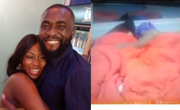 BBNaija: Nigerians react as Khafi moans while having sex with Gedoni again (videos)