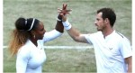 Andy Murray & Serena Williams Win Mixed Doubles After Briton's Defeat With Pierre-Hugues Herbert