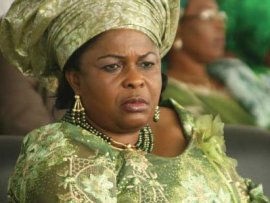 Breaking: Court orders Patience Jonathan to forfeit $8.4 million, N9.2 billion to Federal government