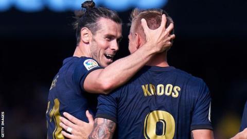 Gareth Bale, Toni Kroos, Real Madrid