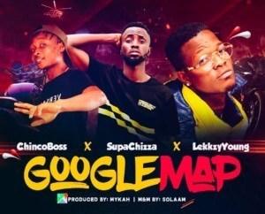 Supachizza Ft. Lekkzy Young X Chinco Boss - Google Map (Prod. Mykah)