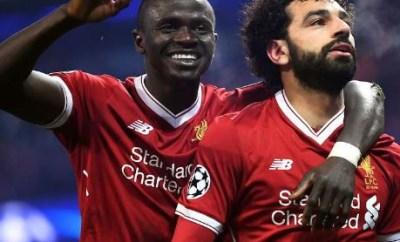 Full List: Mohamed Salah and Sadio Mane make?FIFA