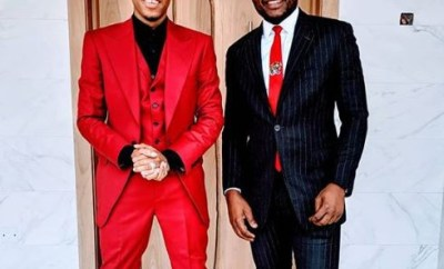 5 years ago,?they saw you as rude and arrogant when I signed you - Ubi Franklin officially announces Tekno