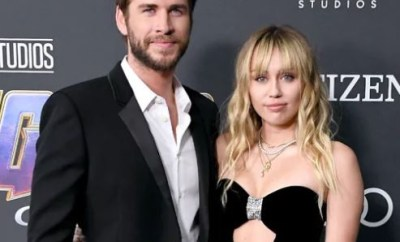 Miley Cyrus?and Liam Hemsworth break up 8-months after marriage, as Miley is pictured kissing a woman during vacation in Italy (photos)