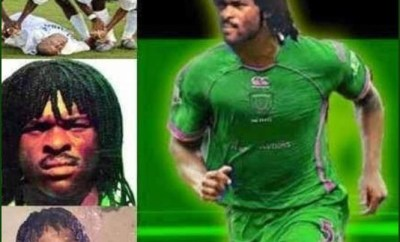 Nigeria Football Federation marks?30th anniversary of the death of Samuel Okwaraji who died at the National Stadium?during a match