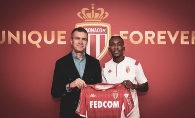Super Eagles striker Henry Onyekuru joins Monaco from Everton on 5-Year deal