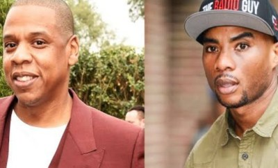 Audio of Jay-Z being confronted by Charlamagne tha God over partnering with the NFL in spite of their treatment of Colin Kaepernick
