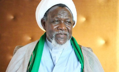 My detention facility was next to Senate President?s residence ? El-Zakzaky (video)
