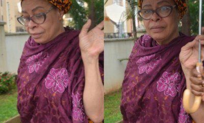 Dasukigate: EFCC Arraigns Isabella Oshodin for N22.9bn Fraud (photos)
