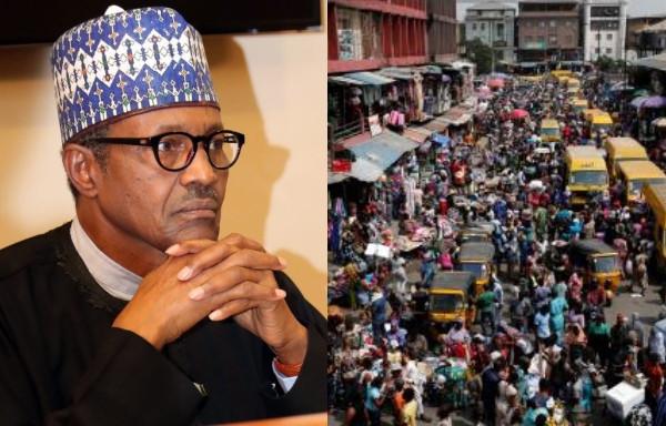 Nigeria?s population explosion is frightening - Buhari