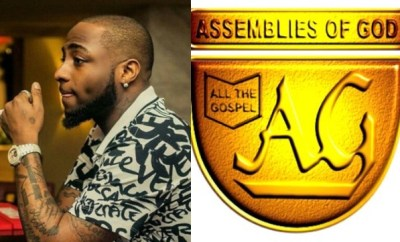 Davido, Assemblies of God, Obasanjo Farms in FIRS