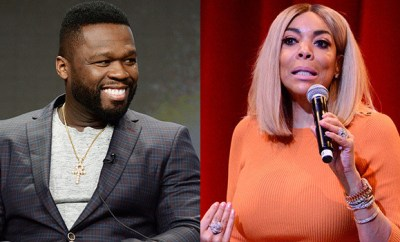 50 Cent says Wendy Williams is a monster