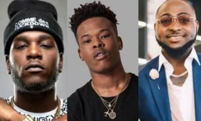 Full List:?Nasty C, Davido, Burna Boy, lead?Nominees for the 6th AFRIMA Awards