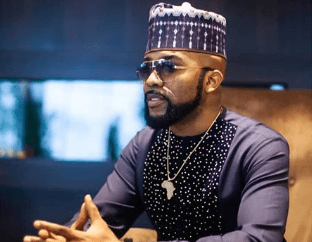 Adesua drools over photo of Banky W leading to an interesting conversation between the couple