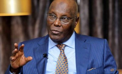The physical assault on Ekweremadu in Germany is an uncivilized and undemocratic action- Atiku