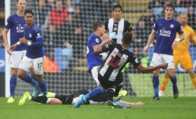 Since the start of last season, Newcastle midfielder Isaac Hayden is the only player to have been shown more than one straight red card in the Premier League