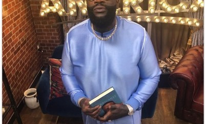 Rick Ross admits seizure brought on by codeine abuse once caused him to defecate on himself while in bed with a woman