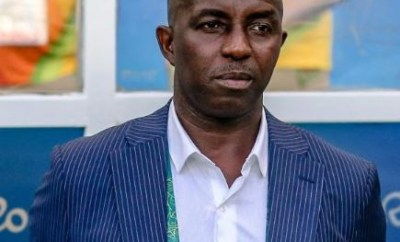 Samson Siasia appeals FIFA