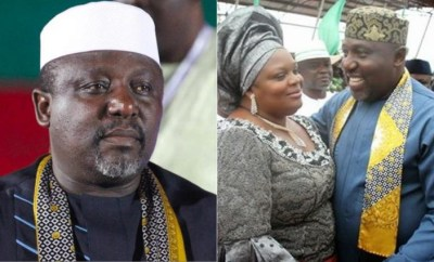 Rochas Okorocha, wife, to forfeit assets to Nigerian government ? EFCC