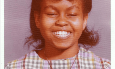 Michelle Obama shares photo from her early school days and pens down an empowering message