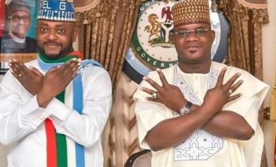 Governor Yahaya Bello sacks Deputy Governor Simon Achuba, picks Edward Onoja as running mate