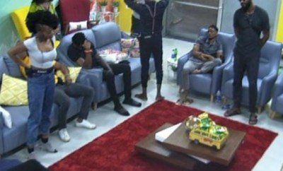 #BBNaija:?Tacha, Khafi, Mike and Seyi are up for possible eviction this week