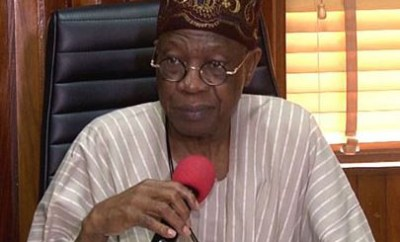 PDP and?Atiku should apologise to Nigerians, instead of appealing tribunal judgement ? Lai Mohammed