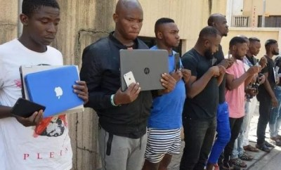 Six?undergraduates?jailed in Abuja for internet fraud