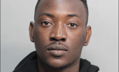 Lagos state police to arraign singer, Dammy Krane in court on Monday September 16th