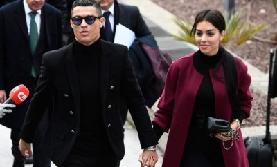 Cristiano Ronaldo vows to marry his girlfriend Georgina Rodr?guez, says he