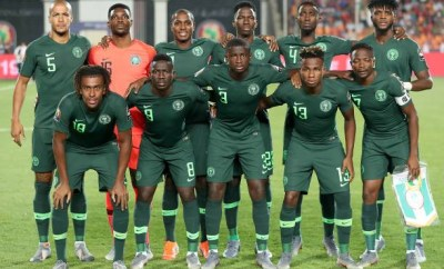 #International friendly: Nigeria to play Brazil in Singapore in October