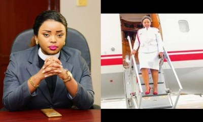 I trust that if Jesus was preaching these days, he will be using a private jet - Rev. Lucy Natasha reveals why she bought a private jet