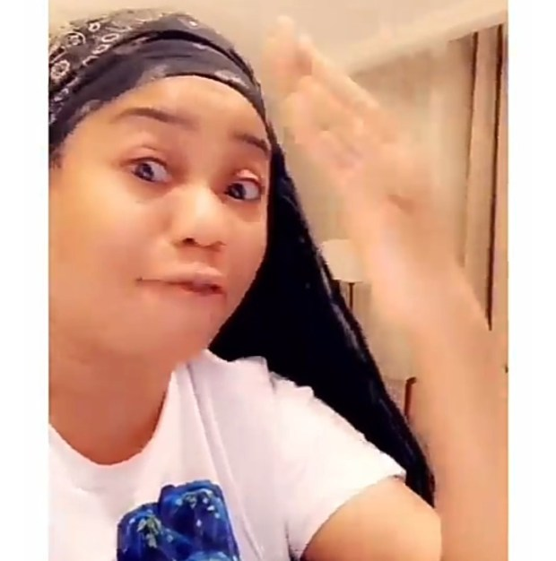 """""""You should be happy you have such creative like me in your f**** country. Your government is not working... You people are bitter sadistic people"""" Toyin Lawani blasts Nigerians as she lists her achievements"""