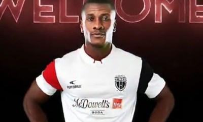 Ghanaian superstar, Asamoah Gyan?joins Indian club NorthEast United