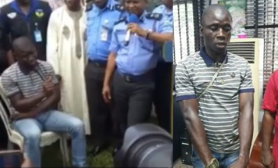 I kill whenever it comes to me - Port Harcourt hotel serial killer speaks on motive of murder (video)