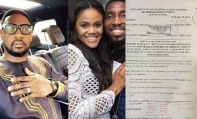 Pastor Fatoyinbo asks court to dismiss Busola Dakolo?s rape lawsuit, demands N50m as damages (see court papers)