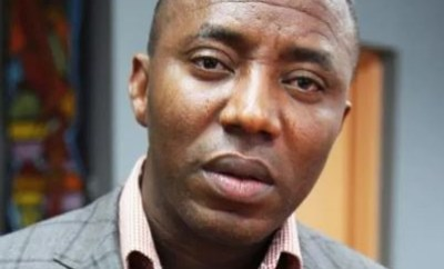 DSS files seven fresh charges against Omoyele Sowore including;