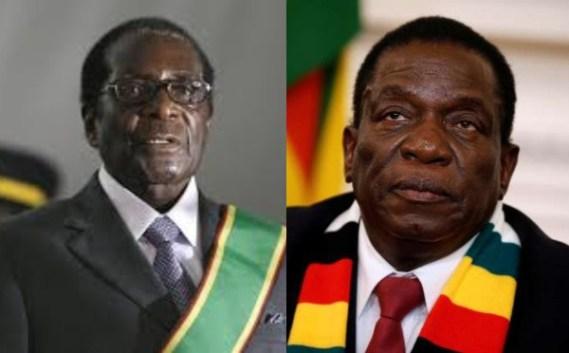 Mugabe died from cancer - President Emmerson Mnangagwa