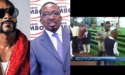 Kenyan Pastor, James Maina Ng