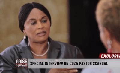 Rape allegation: Nigerian female pastor Busola Olotu makes shocking revelations about Biodun Fatoyinbo, says she believes Busola Dakolo (video)