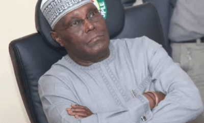 Nigeria @ 59: All is not well when judges are persecuted for enforcing the constitution - Atiku Abubakar
