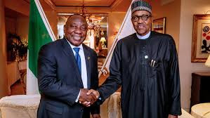 Xenophobia: President Buhari departs for South Africa on Wednesday October 2nd