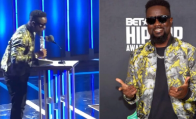 BET Hip Hop Awards: Ghanaian rapper,?Sarkodie beats Falz, Nasty C to win BET