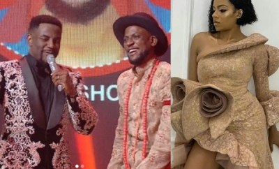 BBNaija: Omashola describes Venita as