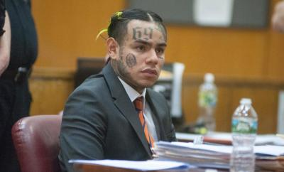 Tekashi 6ix9ine scores a multi-million dollar record deal in prison after snitching on his gang members