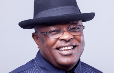 I became a billionaire at 25 ? Governor Umahi