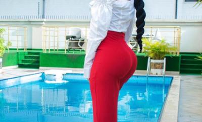 I never spent N5m to make my bum bigger through plastic surgery - Mercy