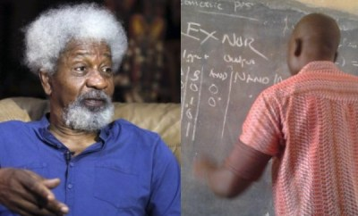 Nigerian educational system is in serious trouble - Soyinka