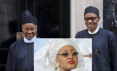 My father is not arranging a second wife for President Buhari- Mamman Daura