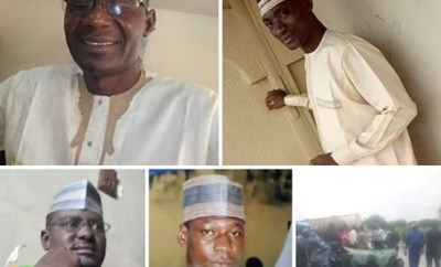 Four Niger State Government staff die in ghastly accident (photos)